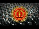 German Democratic Republic (1949-1990) Military March Unterwegs, Soldaten, marsch!