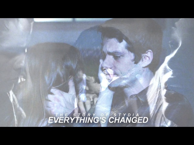 История Стидии с 1 сезона по 6 Teenwolf Волчонок the history of stydia l everything's changed (1x01 - 6x10)
