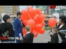 У Ледового дворца коммунисты поздравили первоклассников с Днем знаний