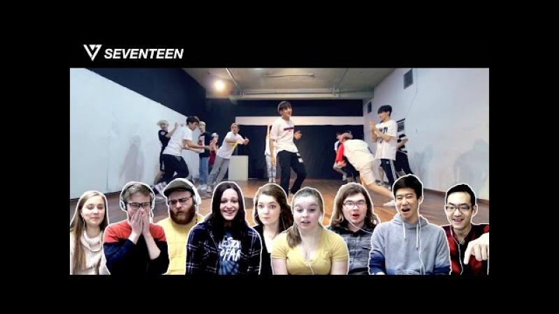 Classical Musicians React Seventeen Adore U