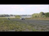 Honda Domani vs Lada Priora  дрэг-рейсинг Саяногорск, 05.06.11