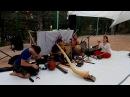 Концерт-джем Efir и дуэт Шафран на фестивале Дыши 2017