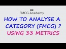 How to Analyse a Category FMCG