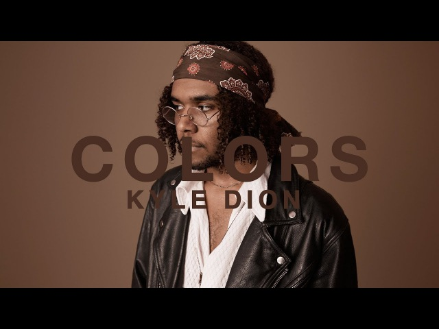 Kyle Dion - Baby Esther | A COLORS SHOW