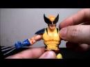 Toy Biz X-Men Classsics: Tiger Stripe Wolverine With Slash Attack Action Figure Review