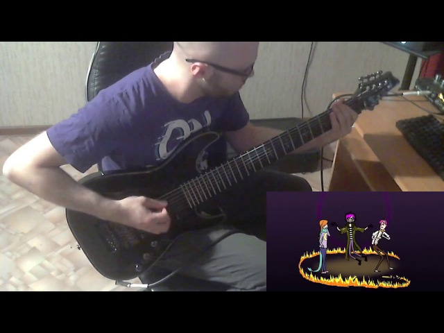 DREAMophrenia Oppening (Official Playthrough) (DjentDubstep=Djentstep Genre Mashup)