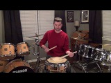 Advanced Paradiddle Pyramids Snare Drum Lesson w/ Jeff Jones - Zomac School of Music