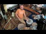 Playmobeat Drum Trio Workshop Cross-Sticking aus
