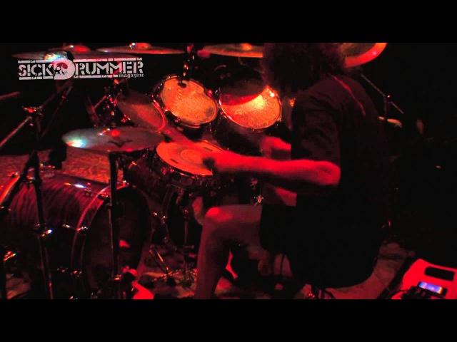 Paul Mazurkiewicz - Cannibal Corpse - Pit of Zombies - Castle Theater in Bloomington, IL 11192012