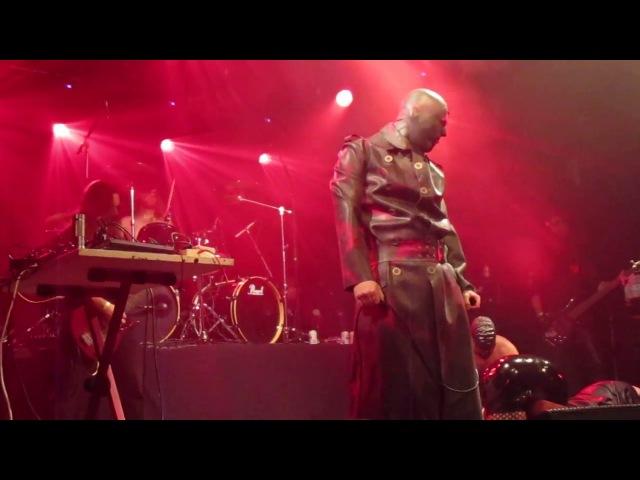 Ride for Revenge Bizarre Uproar - Live at Steelchaos Festival, Helsinki, 11.11.2017