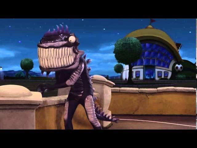 LazyTown S1E13 Cry Dinosaur