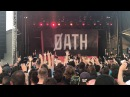 Underoath - A Boy Brushed Red.... Living In Black And White Live