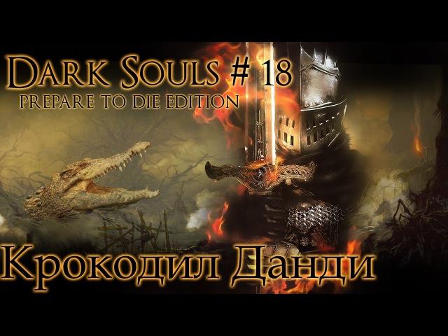 18 Dark Souls 1 prepare to die edition ( Подземелья Города Нежити ! )