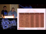 Defcon 21 - Decapping Chips The Strike Easy Hard Way