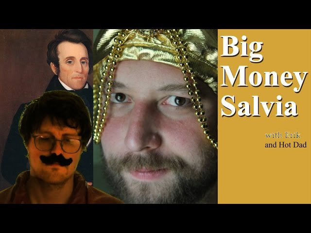 Hot Dad - Big Money Salvia (Official Music Video)