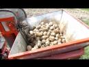 Картофелесажалка своими руками от Виталия Михея