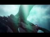 Годзилла Планета чудовищ / Godzilla kaijuu wakusei Трейлер (2017)