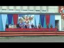 День Победы 2017 п.Чунский