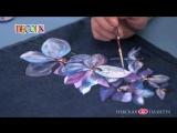 Краски и контуры по ткани DECOLA, мастер-класс