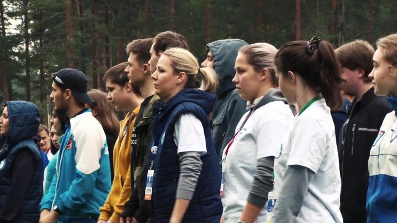 XII Слет Санкт-Петербургского движения добровольцев
