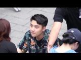 170813 엑소 (EXO) - 날봐줘요. [도경수] 디오 D.O 직캠 Fancam (신촌팬사인회) by Mera
