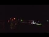 Страшная АВАРИЯ на хайвее штата Мерилэнд. Дальнобой в США VLOG #12