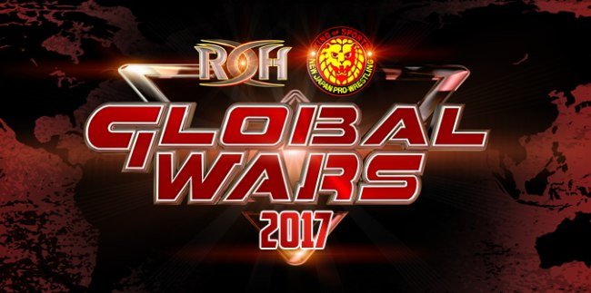 Post image of ROH/NJPW Global Wars 2017