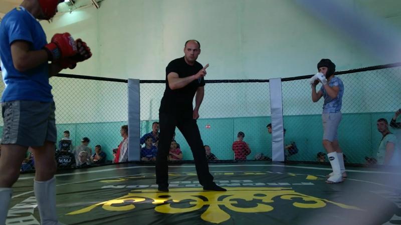 MMA (Чемпионат Одесской области)