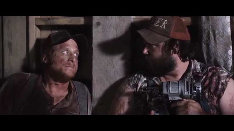 Убойные каникулы (2010) озвучка Кураж-Бамбей
