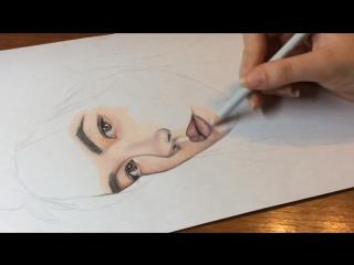 Anastasiz drawing