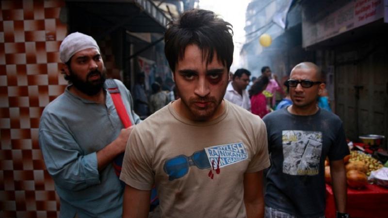Однажды в Дели / Закоулки Дели / Delhi Belly (2011) DVDRip