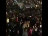 2017 Бейонсе, Блу, Шон и Келли Роуленд на концерте Кендрика Ламара в Лос-Анджелесе, 6 августа.
