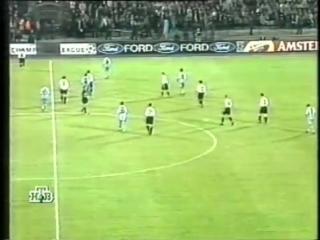 ЛЧ 2000_2001. Шахтёр Донецк - Лацио Рим 0-3 (12.09.2000)