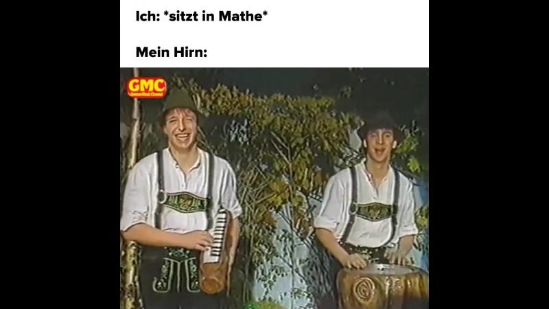 Süß diese Bayern und ihre musikalischen Künste