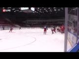 Открытая тренировка олимпийской сборной России в преддверии матчей