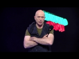 Сергей Дружко читает рэп в