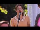 Violetta׃ Vilu y Diego cantan en el casamiento (Ep 59 Temp 2)