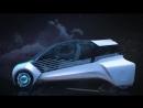Toyota FCV Plus Concept @conceptcarnew