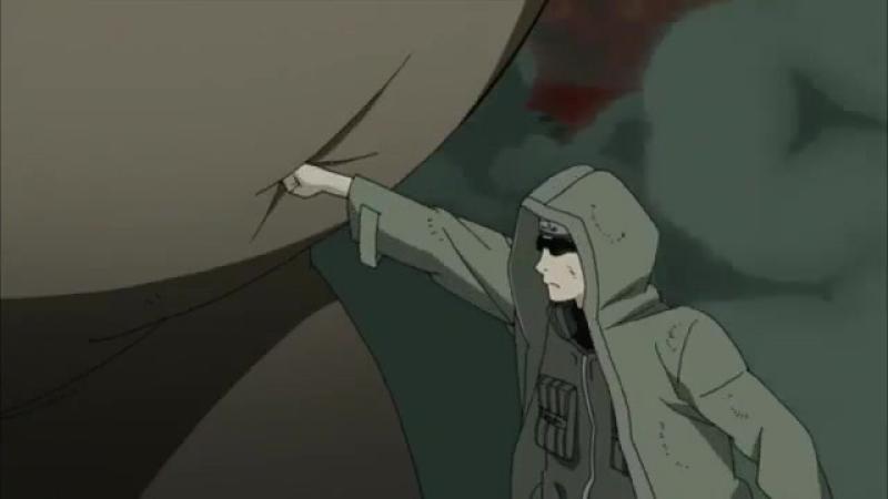 Момент из 373 серии аниме Наруто: Ураганные хроники / Naruto Shippuuden