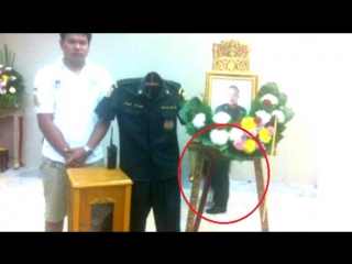 Real Scary ! Ghost Photos From Thailand