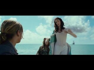 Пираты Карибского моря 5- Мертвецы не рассказывают сказки — Русский трейлер #3 (Дубляж, 2017)