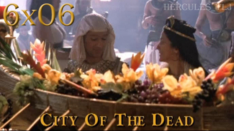 HTLJ, 6x06. City of the Dead