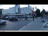 В Мытищах автомобиль вылетел на тротуар и сбил 5 человек, 3 из них дети. Прямая трансляция!