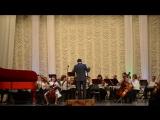 Выступление в ДК Октябре с эстрадным-симфоническим оркестром