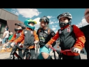 PUKY RIDE TEAM_the show in the Moscow Bike Festival
