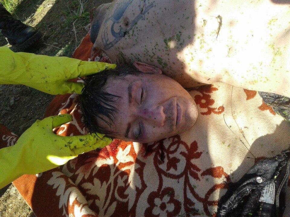 Дети нашли в болоте расчлененное тело мужчины