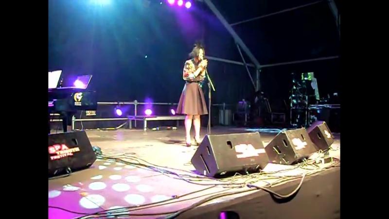 Laure Shang на Spa tribute festival