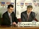 СПАРТАК - Арсенал (Лондон, Англия) 4_1, Лига Чемпионов - 2000-2001