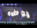[BTS] 방탄소년단 지민이 불타오르네중 넘어짐 ( 태태가 잡아줌 )