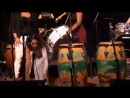 Aline Morales Jabu Morales Live at Lula Louge! Women In Percussion Festival!